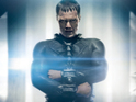 "General Zod star tells Digital Spy Henry Cavill was ""born to play Superman""."