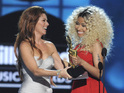 Billboard Music Awards 2013: Nicki Minaj and Shania Twain