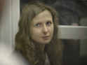 Maria Alyokhina will continue to serve her two-year sentence in a prison colony.
