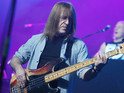 Trevor Bolder plays with Uriah Heep in 2010