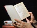 Authors are asked to annotate first edition copies of their books for a charity.