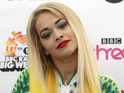 Rita Ora at the Radio 1 big weekend at Ebrington Square in Derry, Northern Ireland.