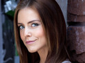 Stephanie Waring talks about Wallis Day's decision to leave the soap.
