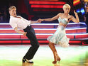Dancing with the Stars - 2013 finale: Derek Hough & Kellie Pickler