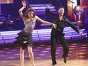 Find out who did well in the first part of Dancing With The Stars's grand finale.