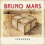Bruno Mars 'Treasure' artwork