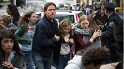 Brad Piit stars in the new trailer for apocalyptic zombie epic World War Z.