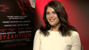 Gemma Arterton on 'feminine' Byzantium and women in movies