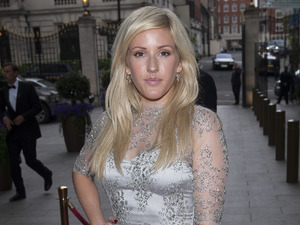 Ellie Goulding, Walking With The Wounded Crystal Ball at The Grosvenor House Hotel