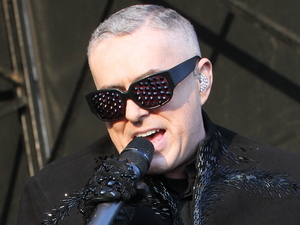As One In The Park 2013 - Holly Johnson