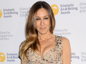 Sarah Jessica Parker attends the Alliance for Young Artists and Writers Benefit.