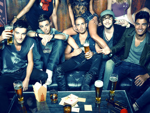 The Wanted E! series promo