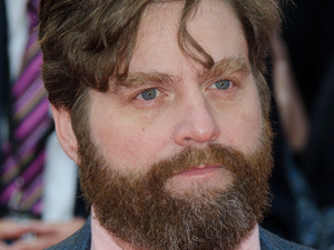 Zach Galifianakis, The Hangover, beard, facial hair