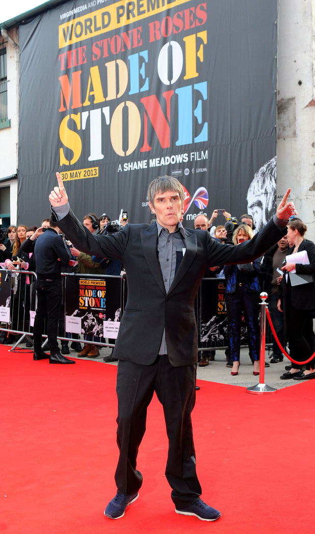 'Made of Stone' premiere red carpet pictures