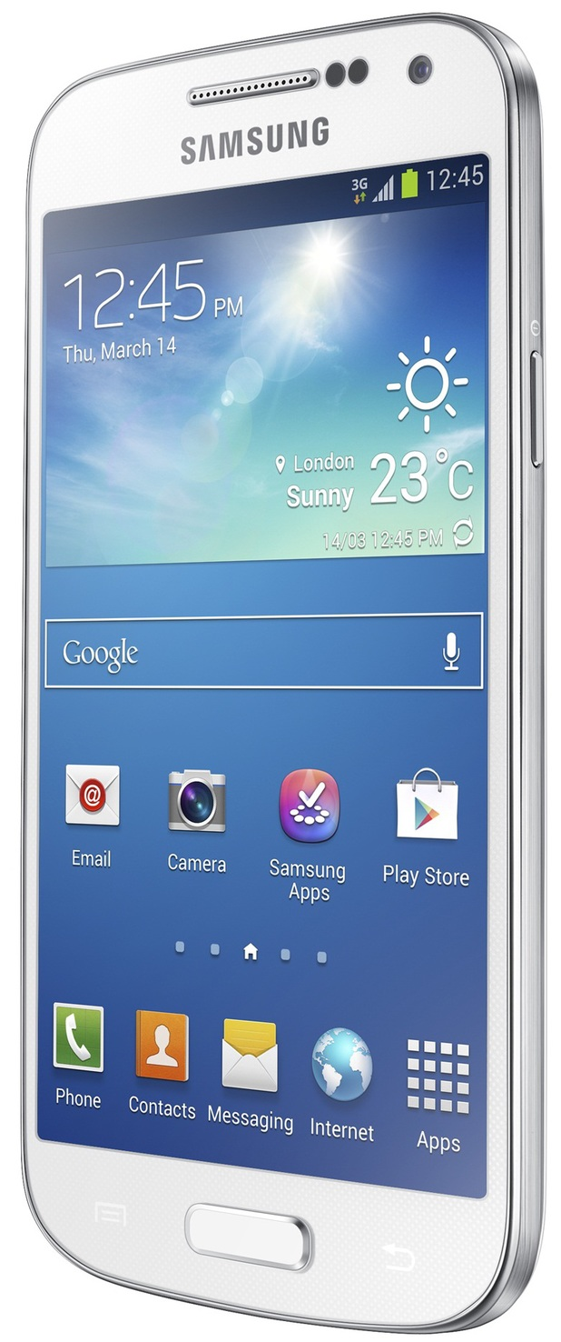 The Samsung Galaxy S4 mini