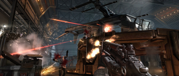 New 'Wolfenstein: The New Order' screenshot