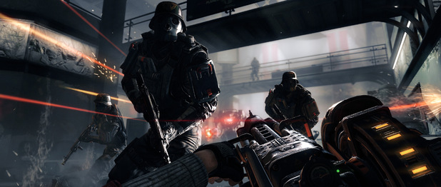 'Wolfenstein: The New Order' screenshot