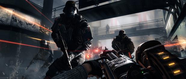 'Wolfenstein: The New Order' screenshot