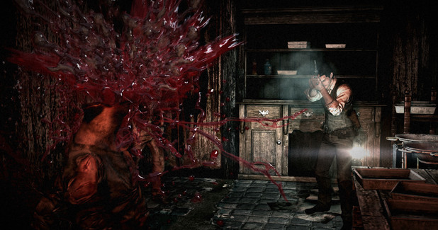 'The Evil Within' E3 screenshot