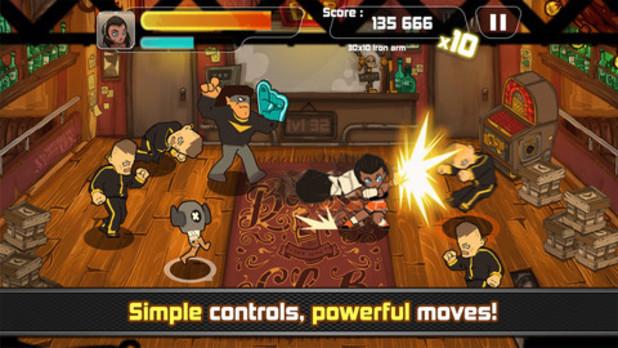 'Combo Crew' on iOS