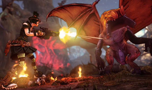 'Borderlands 2: Tiny Tina's Assault on Dragon's Keep' screenshot