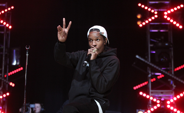 Radio One's Big Weekend 2013 - Day 1: A$AP Rocky