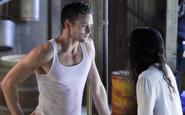 Wilson Bethel as Wade in Hart of Dixie