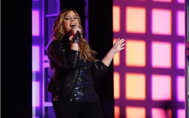 'The Voice' Season 4 Top 8 performances: Holly Tucker