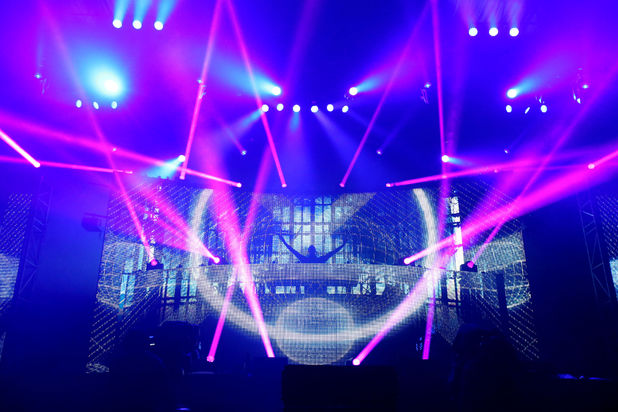 Radio One's Big Weekend 2013 - Day 1: Calvin Harris