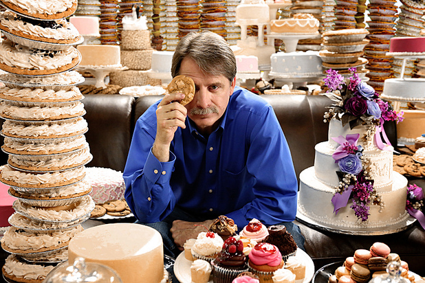 Comedian Jeff Foxworthy hosts 'The American Baking Competition'