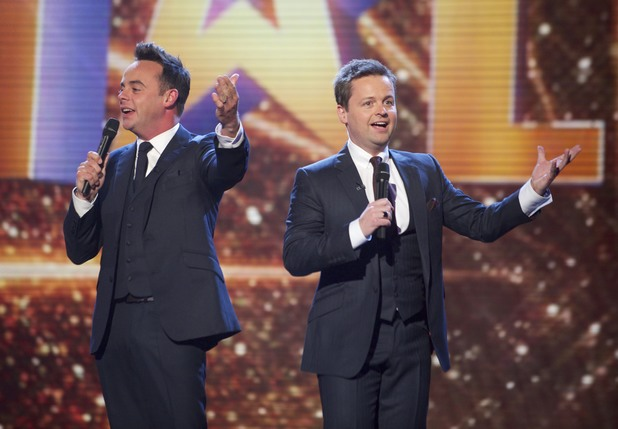 'Britain's Got Talent' Semi-final show 1: Ant and Dec
