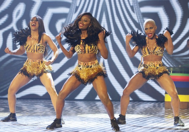 The CEO Dancers perform in the Britain Got's Talent Semi-Final