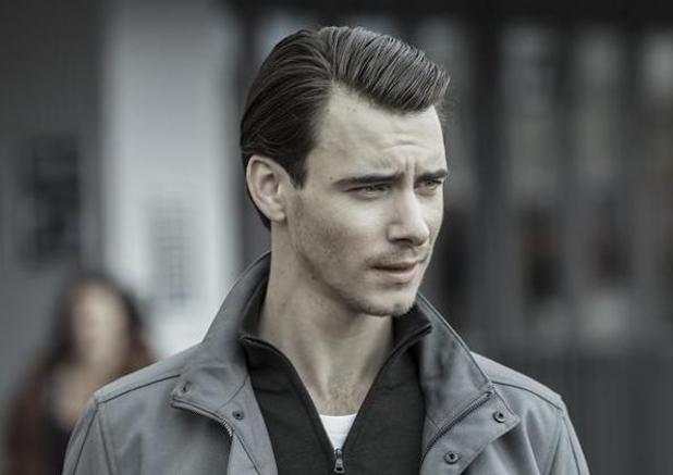 Harry Lloyd in Channel 4's 'The Fear'