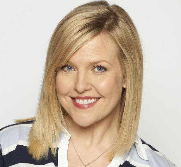 Ashley Jensen as Sarah in 'Love in Marriage' - uktv-love-and-marriage-generics-12
