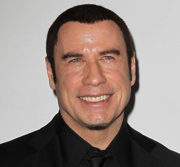John Travolta, facial hair, beard, goatee