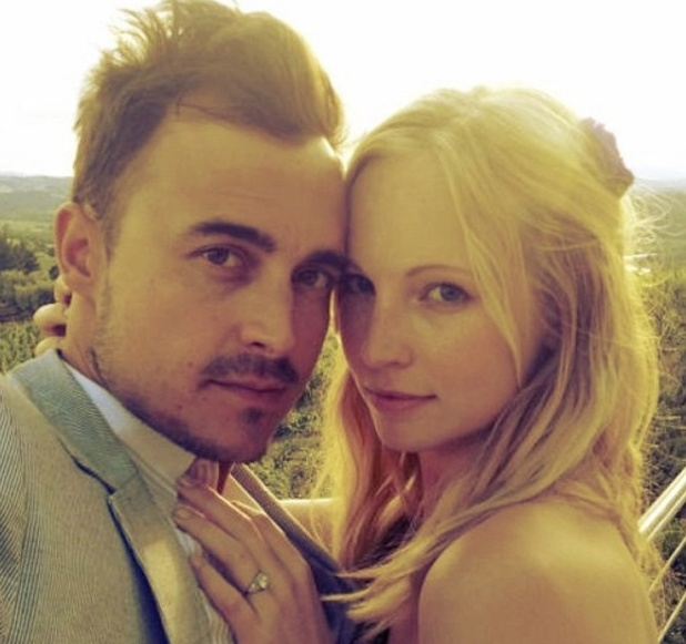 Candice Accola and Joseph Aaron King get engaged