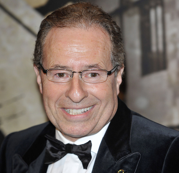 Peter James at the Specsavers Crime thriller Awards 2012