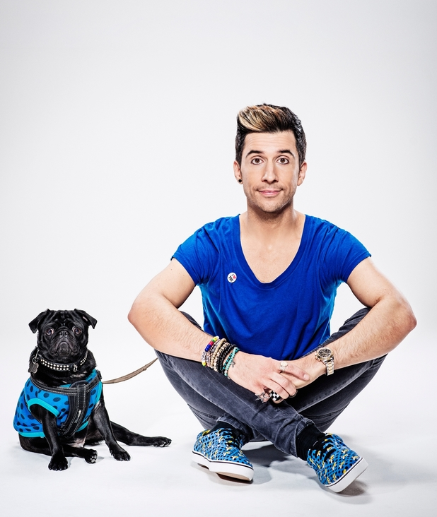 Russell Kane's comedy tour 'Smallness'