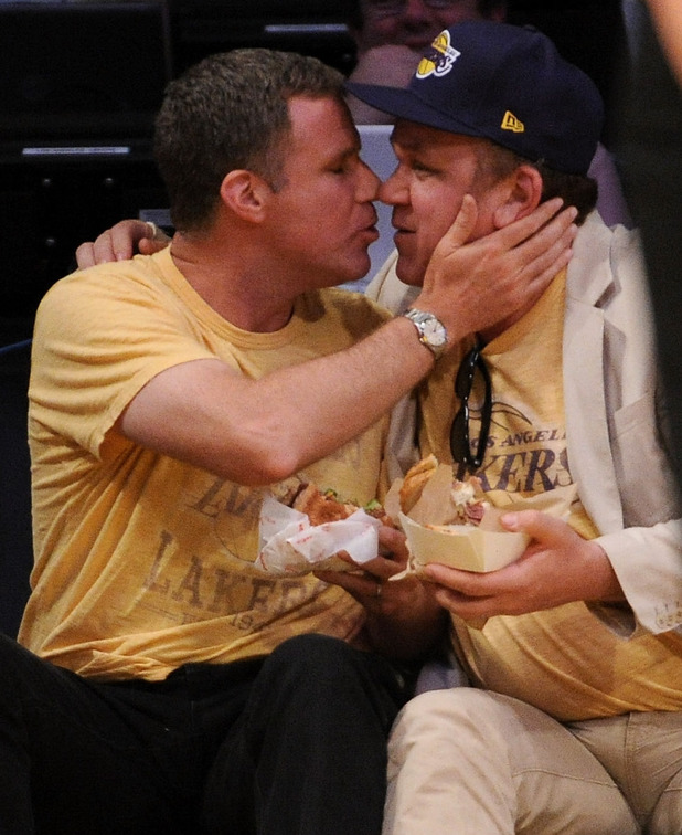 John C Reilly, Will Ferrell