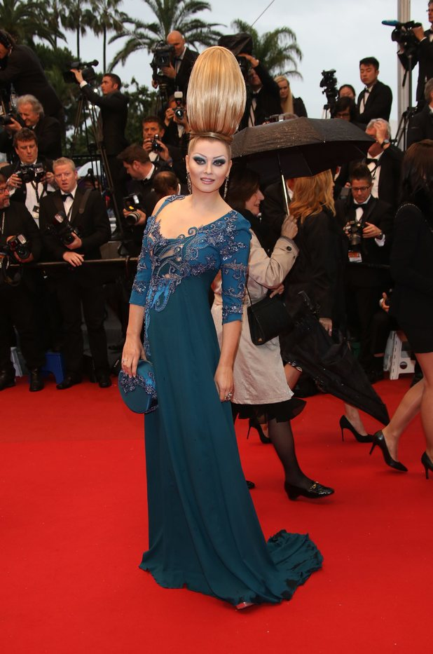 Elena Leninaworst dressed, 66th Cannes Film Festival, Jimmy P. Psychotherapy of a Plains Indian