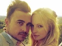 The Vampire Diaries actress marries The Fray guitarist in New Orleans.