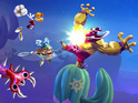 Rayman Legends will feature upwards of 40 stages from Origins.