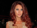 "Amy Childs starts a Big Brother blog, defending new host Rylan Clark from ""haters""."