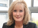 Beverley Callard admits she struggles on set after the death of her friend.