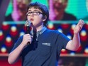 Jack Carroll also talks poking fun at Bruce Forsyth and Gabz calls for Ed Sheeran duet.