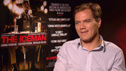 Michael Shannon talks about the 'Michael Shannon Reads the Insane Delta Gamma Sorority Letter' video he did with Funny Or die.