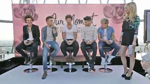One Direction launch debut fragrance