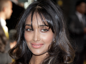 Jiah Khan attends the premiere of Fire in Babylon in London in 2011.