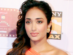 Jiah Khan at the 11th Max Stardust Awards 2013.