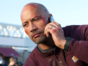 Dwayne Johnson in Snitch